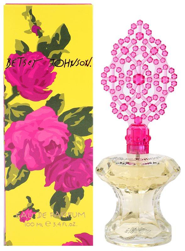 Betsey Johnson Betsey Johnson eau de parfum pentru femei 100 ml