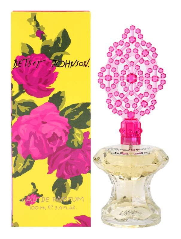 Betsey Johnson Betsey Johnson woda perfumowana dla kobiet 100 ml