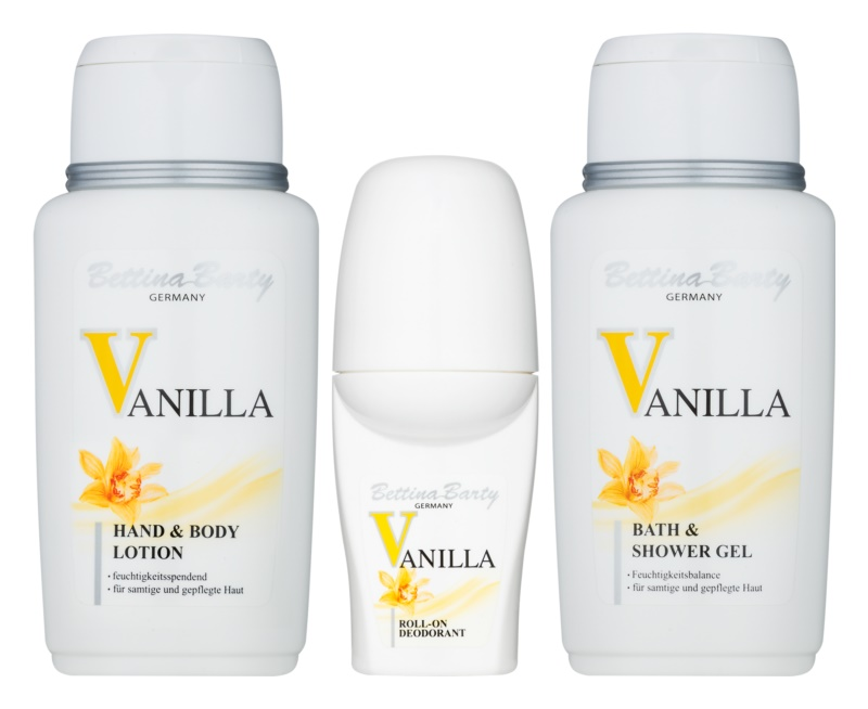 Bettina Barty Classic Vanilla Gift Set III.