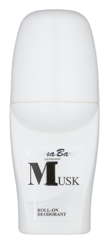 Bettina Barty Classic Musk Deodorant roll-on