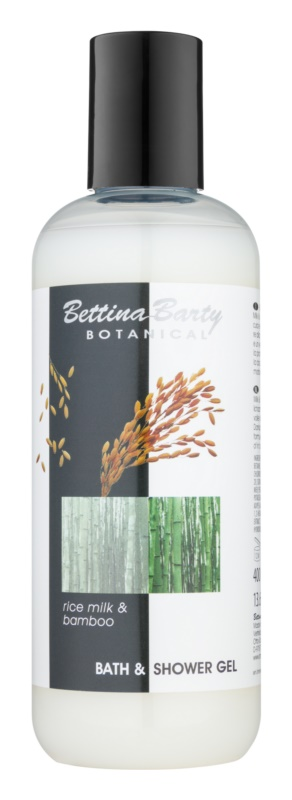 Bettina Barty Botanical Rice Milk & Bamboo Shower And Bath Gel
