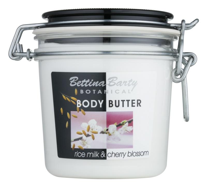 Bettina Barty Botanical Rise Milk & Cherry Blossom beurre corporel