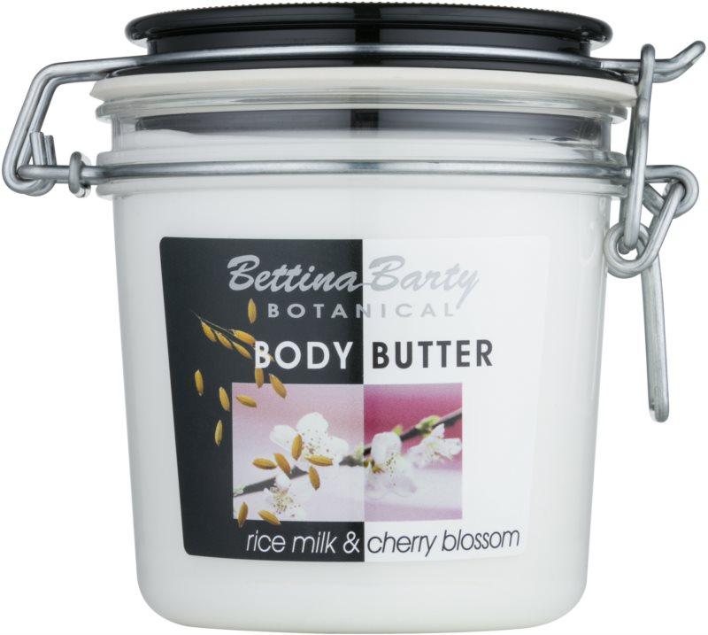 Bettina Barty Botanical Rise Milk & Cherry Blossom Körperbutter