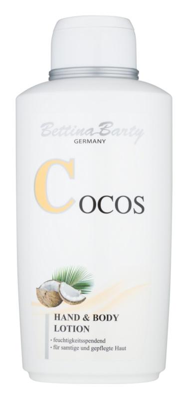 Bettina Barty Coconut lait mains et corps