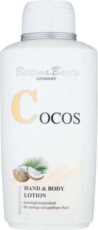 Bettina Barty Coconut mleczko do rąk i ciała