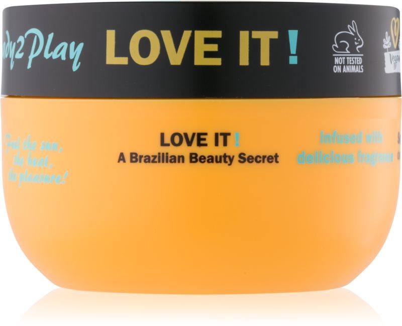 Bettina Barty Love It! масло для тіла
