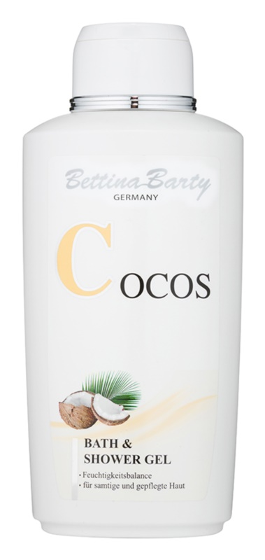 Bettina Barty Coconut gel za kupku i tuširanje