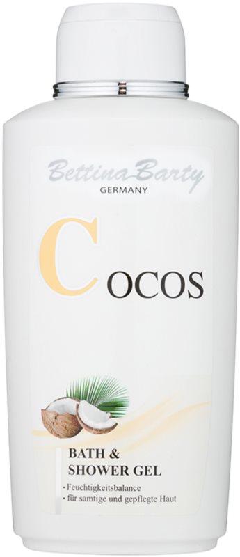 Bettina Barty Coconut tusoló- és fürdőgél
