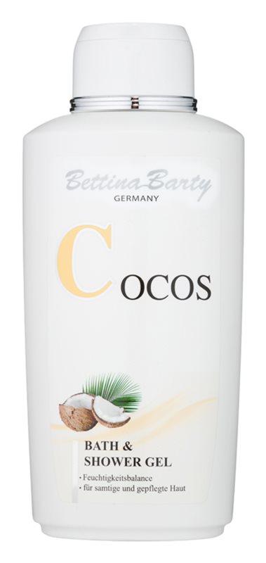 Bettina Barty Coconut гель для душа та ванни