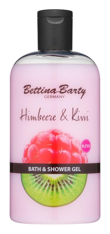 Bettina Barty Raspberry & Kiwi gel de dus si baie