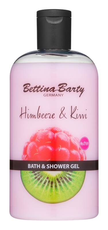 Bettina Barty Raspberry & Kiwi sprchový a koupelový gel