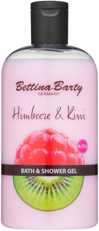 Bettina Barty Raspberry & Kiwi sprchový a kúpeľový gél