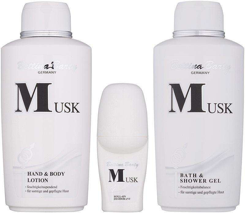 Bettina Barty Classic Musk Gift Set I.