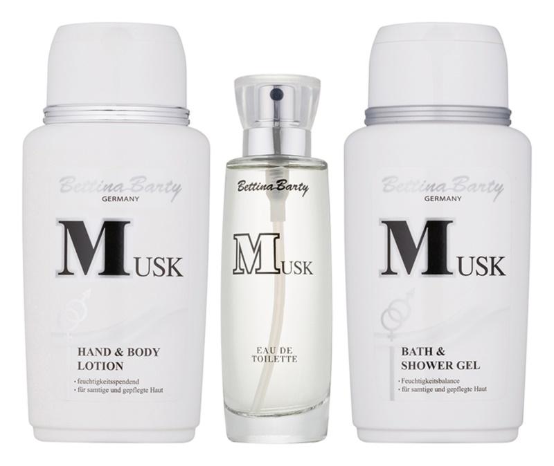 Bettina Barty Classic Musk Gift Set III.