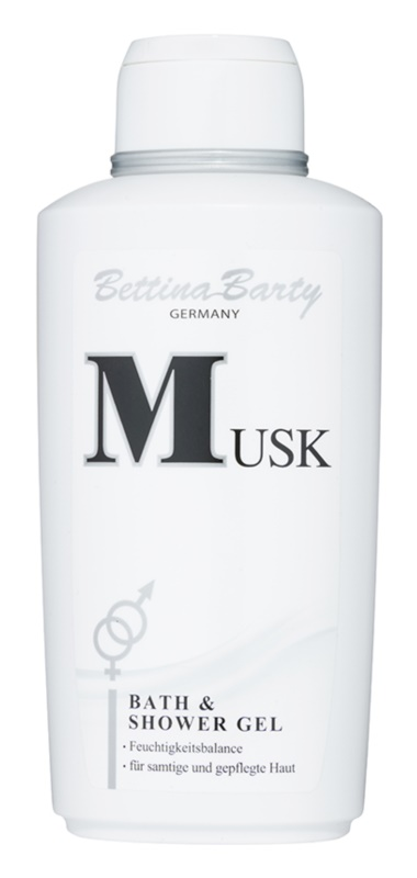 Bettina Barty Classic Musk Shower Gel for Women 500 ml
