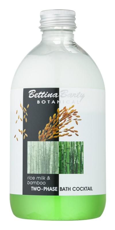 Bettina Barty Botanical Rice Milk & Bamboo Spumă cu două faze pentru baie