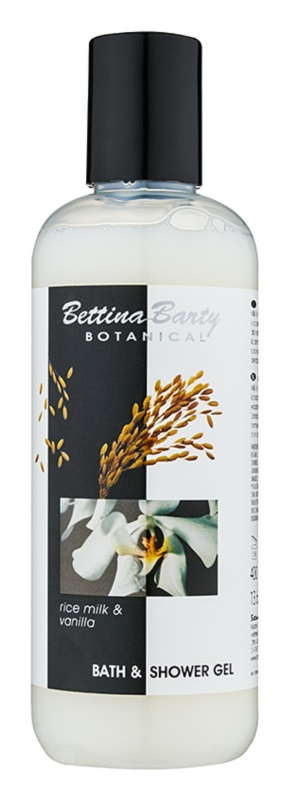 Bettina Barty Botanical Rise Milk & Vanilla Shower And Bath Gel