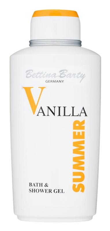 Bettina Barty Classic Summer Vanilla sprchový gél pre ženy 500 ml