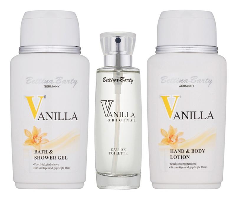 Bettina Barty Classic Vanilla darčeková sada IV.