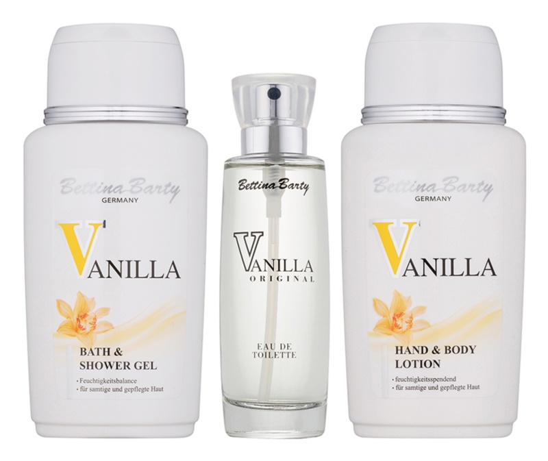 Bettina Barty Classic Vanilla Gift Set IV.