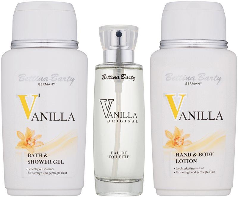 Bettina Barty Classic Vanilla lote de regalo IV.