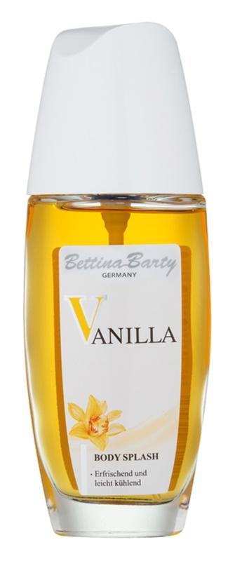 Bettina Barty Classic Vanilla Körperspray für Damen 75 ml