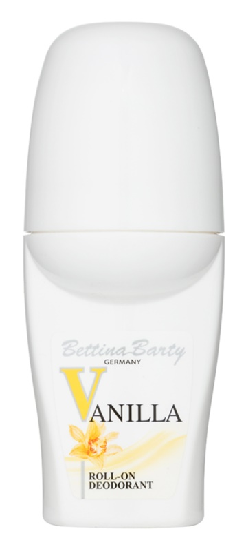 Bettina Barty Classic Vanilla deodorant roll-on pre ženy 50 ml
