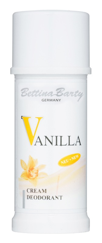 Bettina Barty Classic Vanilla desodorante en barra para mujer 40 ml