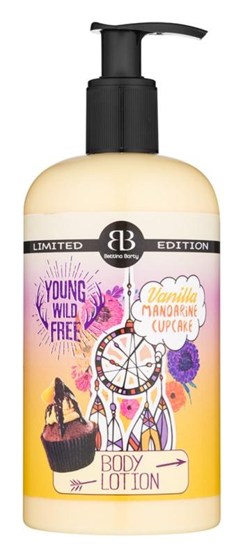 Bettina Barty Vanilla Mandarine Cupcake Körpermilch