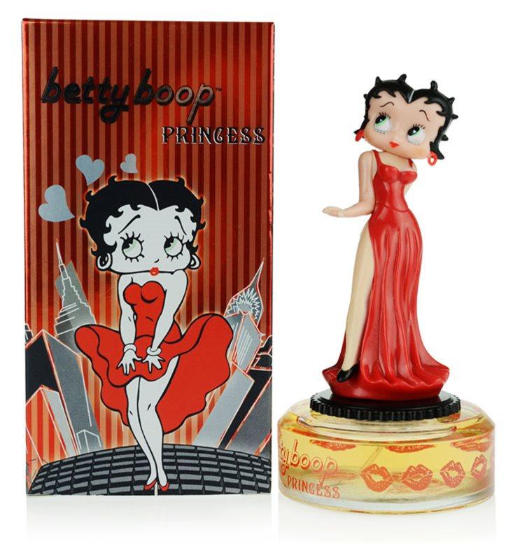 Betty Boop Princess Betty eau de parfum pour femme 75 ml