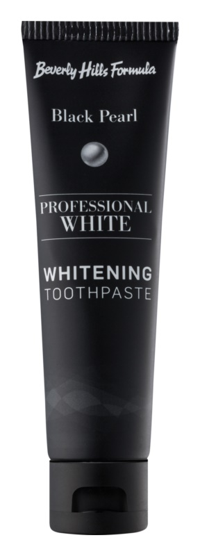 Beverly Hills Formula Professional White Range відбілююча зубна паста з фтором