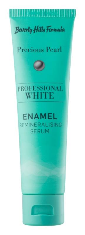 Beverly Hills Formula Professional White Range pasta de dinti albitoare cu Fluor pentru refacerea smaltului dintilor
