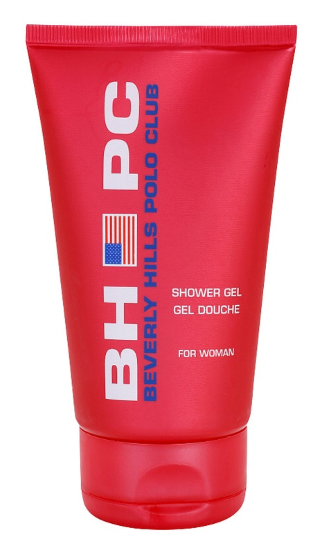 Beverly Hills Polo Club For Women gel de duche para mulheres 150 ml