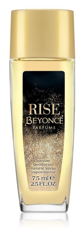 Beyoncé Rise deodorant s rozprašovačem pro ženy 75 ml
