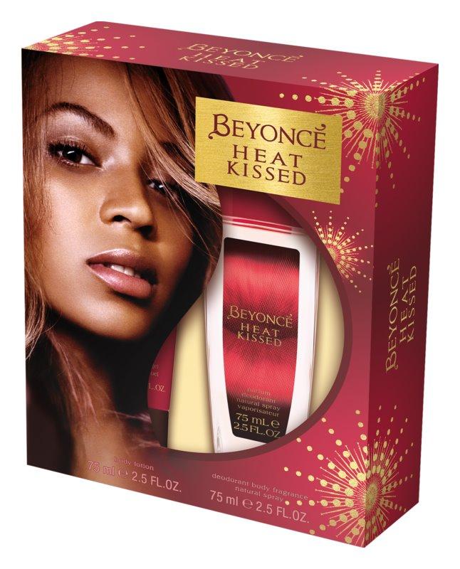 Beyoncé Heat Kissed Gift Set
