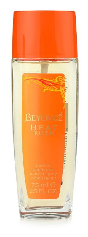 Beyonce Heat Rush déodorant avec vaporisateur pour femme 75 ml