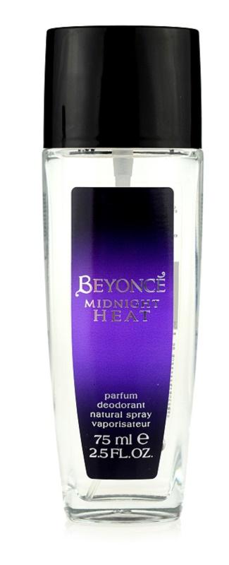 Beyoncé Midnight Heat déodorant avec vaporisateur pour femme 75 ml