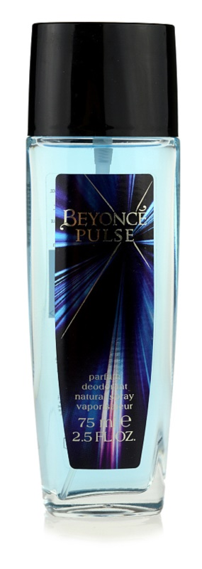 Beyoncé Pulse déodorant avec vaporisateur pour femme 75 ml