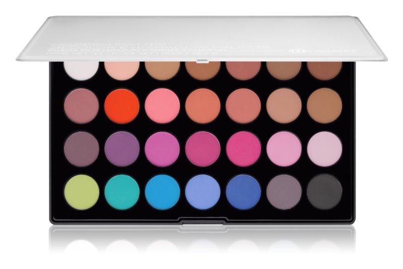 BH Cosmetics Modern Mattes Eyeshadow Palette