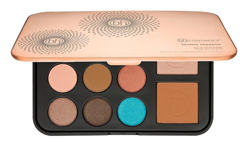 BH Cosmetics Bronze Paradise Multifunctional Face Palette