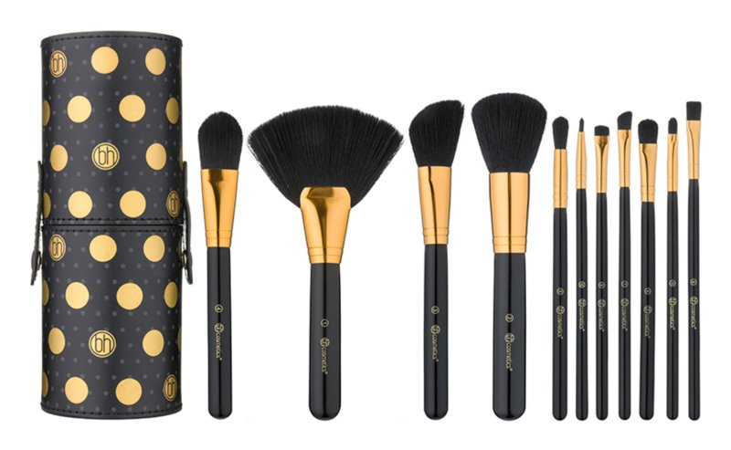 BH Cosmetics Dot kit de pinceaux
