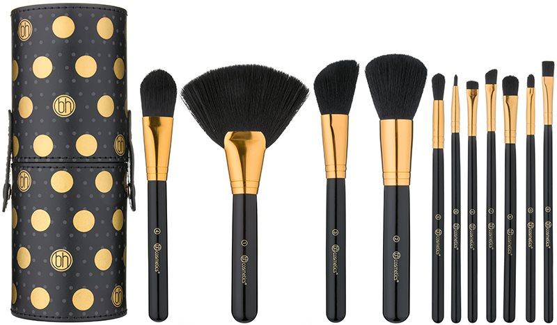 BH Cosmetics Dot set di pennelli