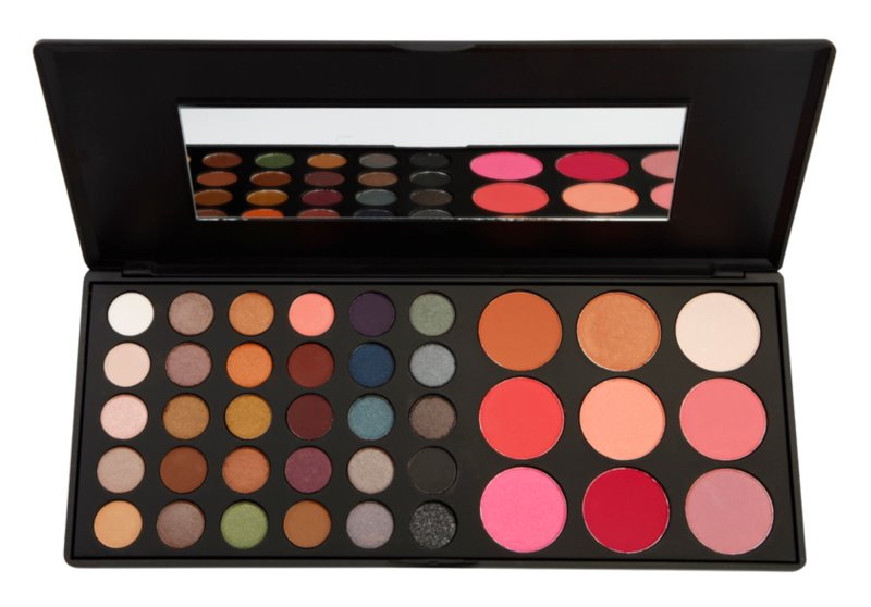 BH Cosmetics Special Occasion Eyeshadow And Blush Palette