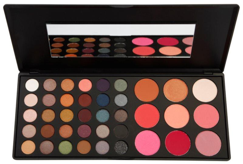 BH Cosmetics Special Occasion paleta očných tieňov a líceniek