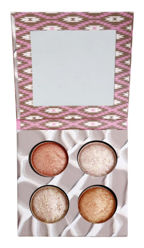 BH Cosmetics Wild & Radiant Contouring Palette