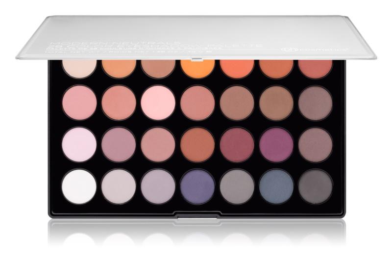 BH Cosmetics Modern Neutrals Palette mit Lidschatten