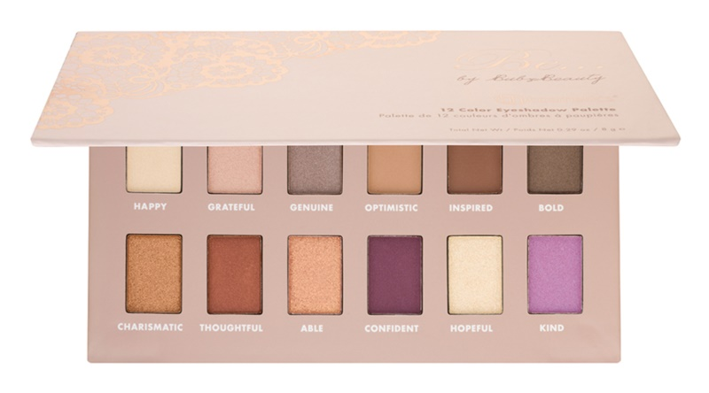 BHcosmetics Be...by BubzBeauty Palette mit Lidschatten