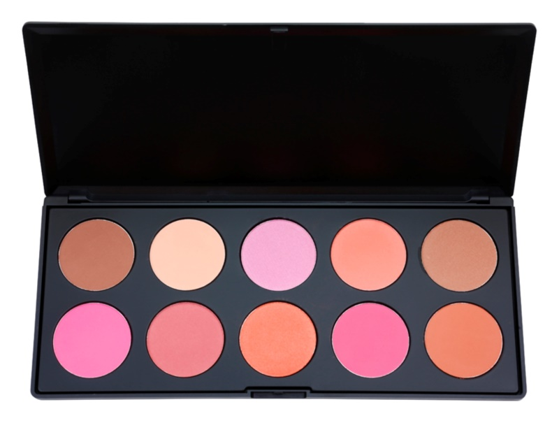 BHcosmetics Professional palette de blush