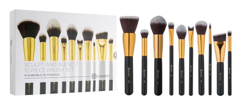BHcosmetics Sculpt and Blend 2 набір щіточок для макіяжу