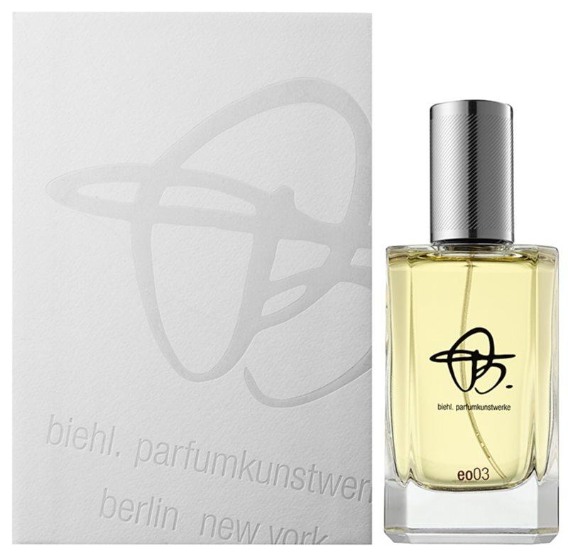 Biehl Parfumkunstwerke EO 03 woda perfumowana unisex 100 ml